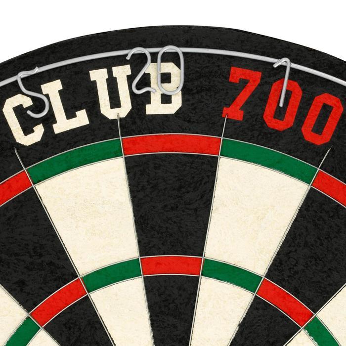Klassiek dartbord Club 700 - 883507