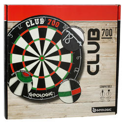 Klassiek dartbord Club 700 - 883509