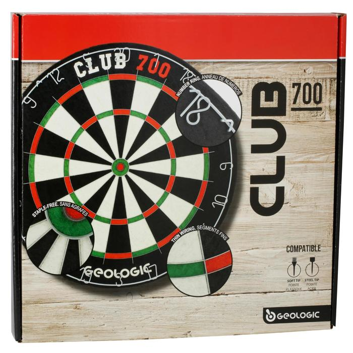 Klassiek dartbord Club 700 - 883509