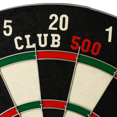 לוח קליעה למטרה מסורתי Club 500