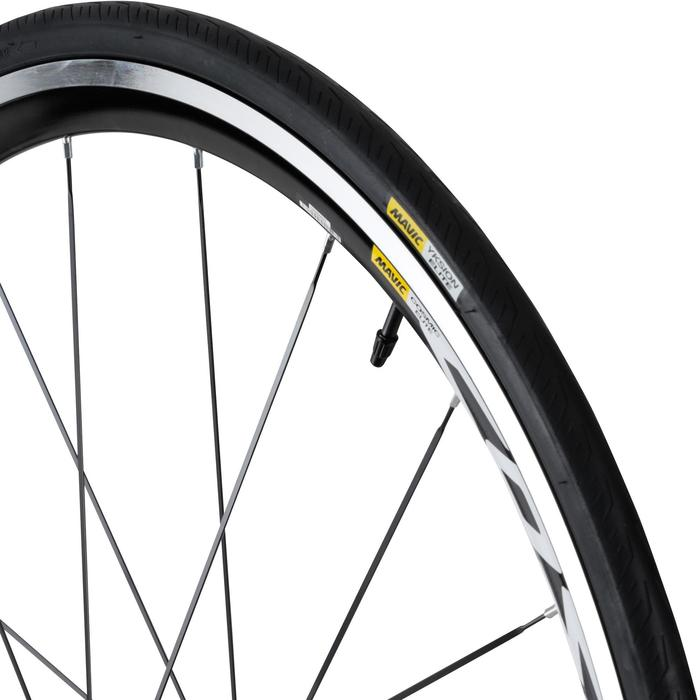 ROUE ROUTE 700 AVANT COSMIC ELITE 18 UST 25 - 883610