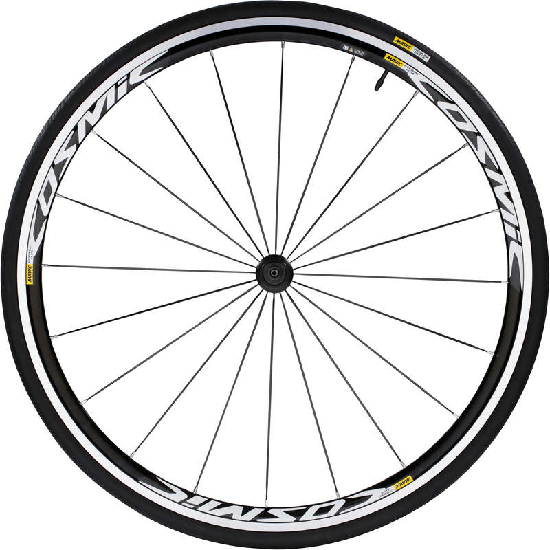 WHEELS - COSMIC ELITE S Road bike wheel - front MAVIC