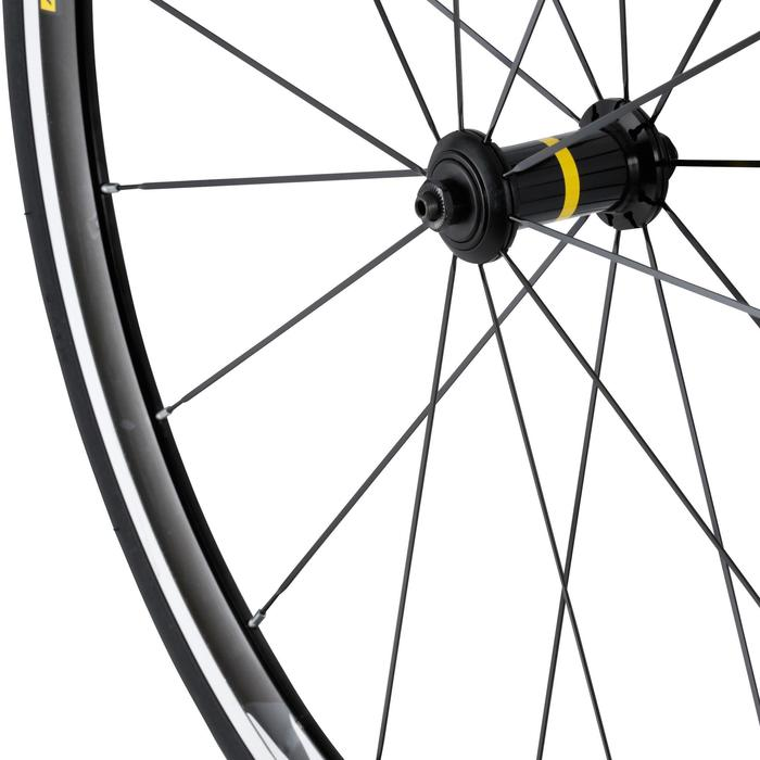 ROUE ROUTE 700 AVANT COSMIC ELITE 18 UST 25 - 883614