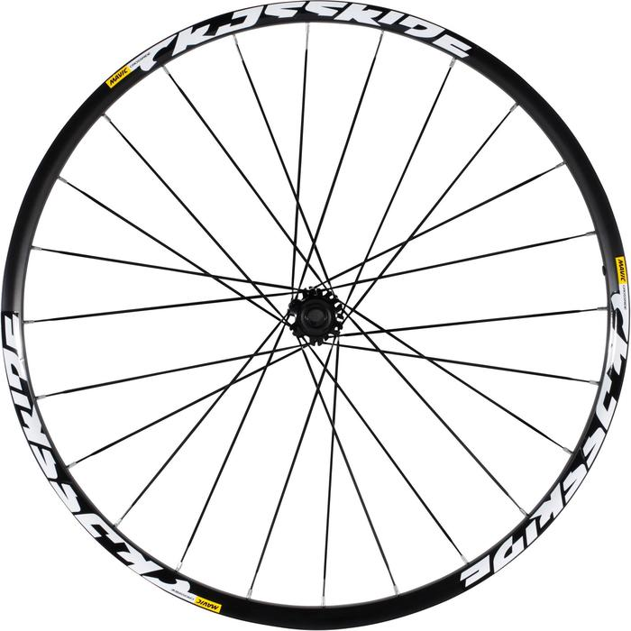 "ROUE VTT MAVIC CROSSRIDE 26"" DISC AVANT 15MM"