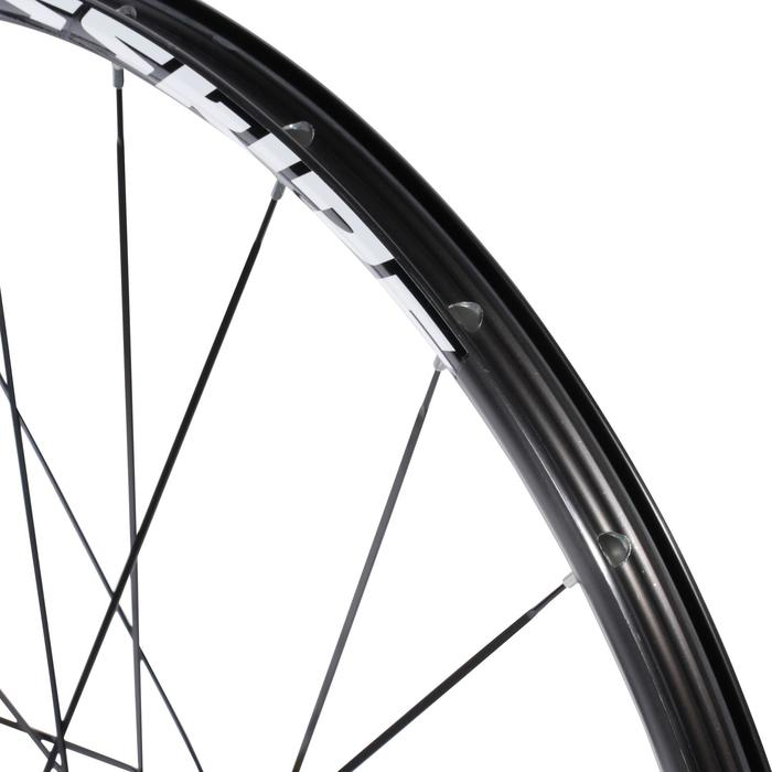 MTB voorwiel Mavic Crossride 26' schijf 15 mm