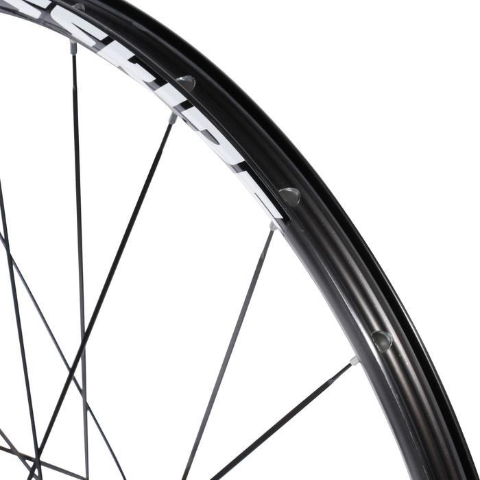 Vorderrad Crossride 26 Zoll Scheibe 15 mm