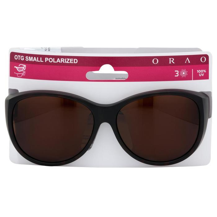 Sur-lunettes COVER 500 W marron verres polarisants catégorie 3 - 883736
