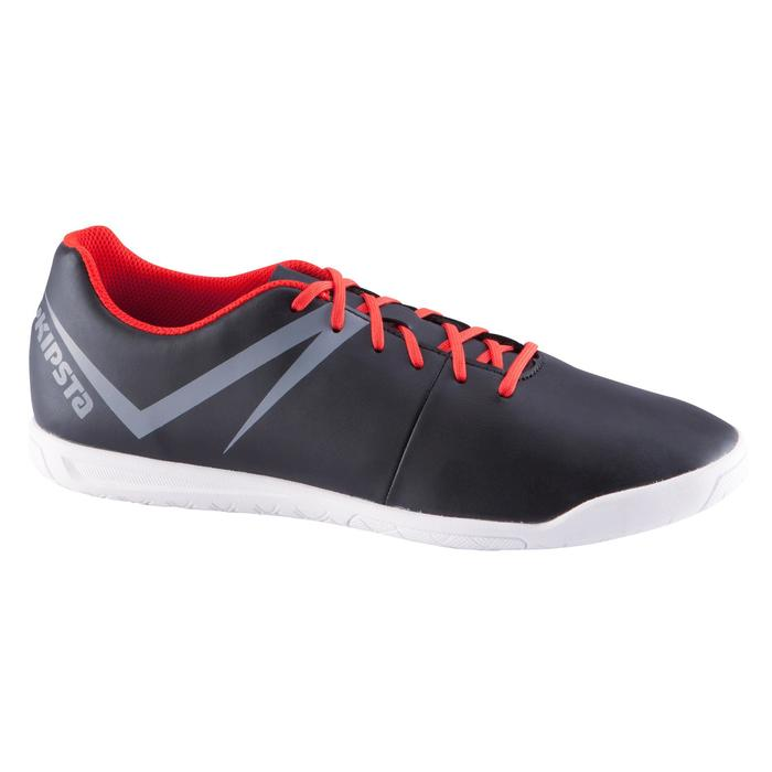 Chaussure de futsal adulte First 100 sala noire bleue - 884034