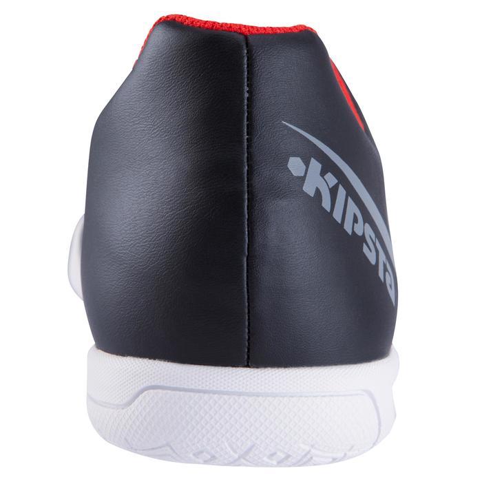 Chaussure de futsal adulte First 100 sala noire bleue - 884036