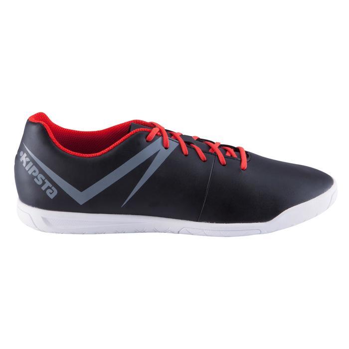 Chaussure de futsal adulte First 100 sala noire bleue - 884042