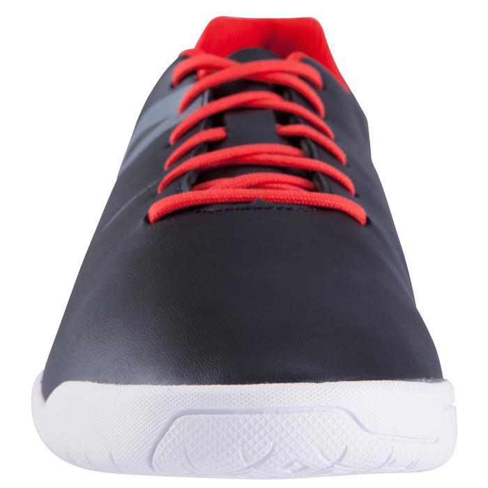 Chaussure de futsal adulte First 100 sala noire grise blanche