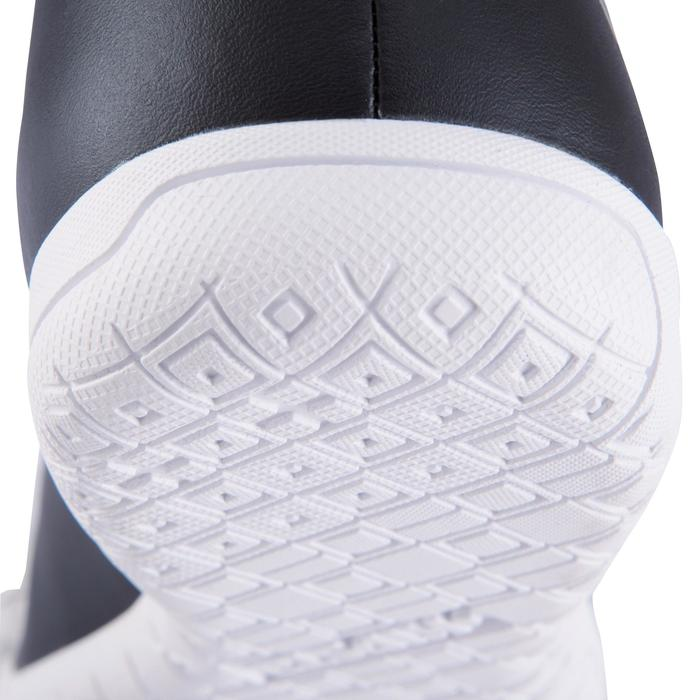 Chaussure de futsal adulte First 100 sala noire bleue - 884047