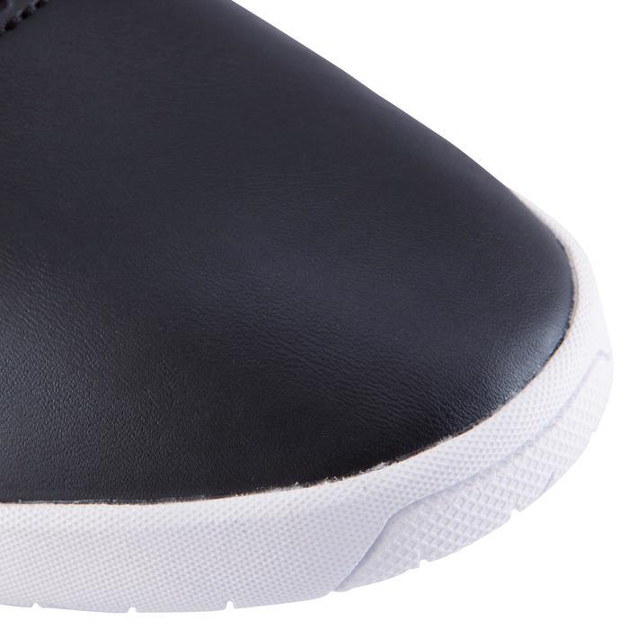 Chaussure de futsal adulte First 100 sala noire bleue - 884051