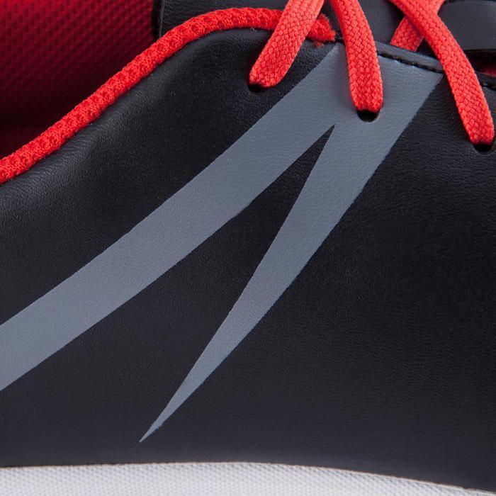 Chaussure de futsal adulte First 100 sala noire bleue - 884056