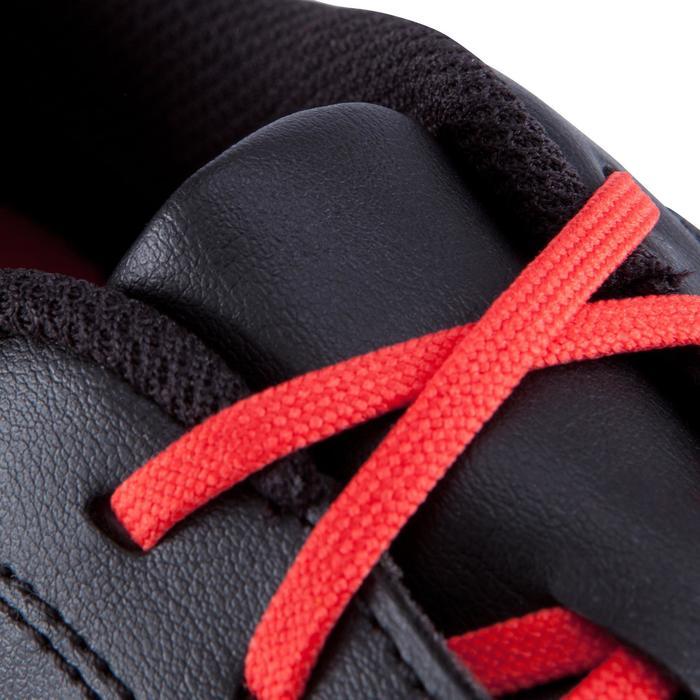 Chaussure rugby adulte terrains secs Density 300 FG noir rouge blanc - 884186