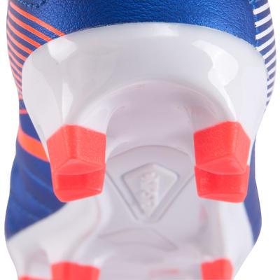 Agility 500 FG Junior Football Boots - Firm Ground Blue Orange