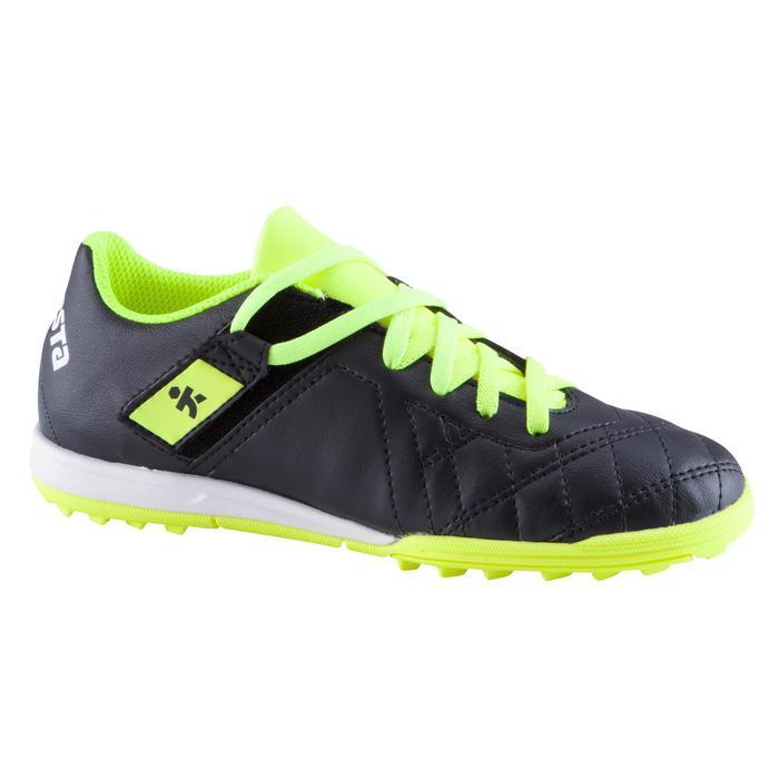 Chaussure de football enfant terrains durs Agility 500 HG bleue - 884355