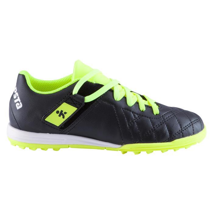 Chaussure de football enfant terrains durs Agility 500 HG bleue - 884357