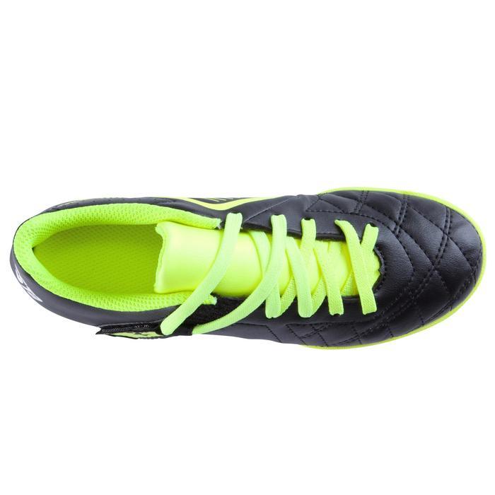 Chaussure de football enfant terrains durs Agility 500 HG bleue - 884366