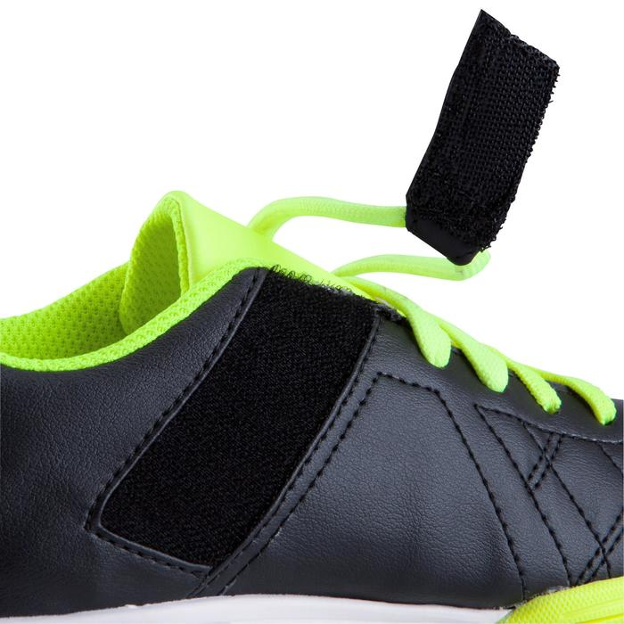 Chaussure de football enfant terrains durs Agility 500 HG bleue - 884374