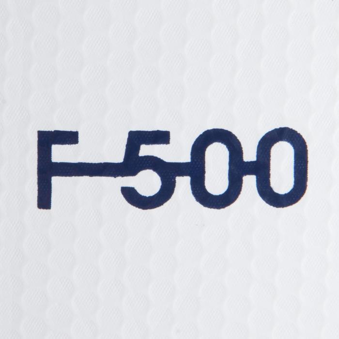Ballon de football F500 Hybride taille 5 - 885129