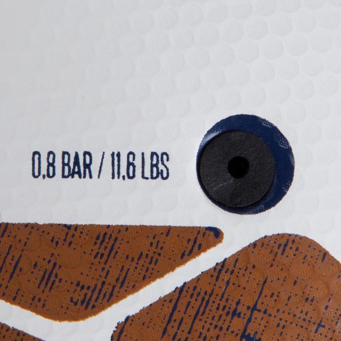Ballon de football F500 Hybride taille 5 - 885131