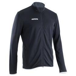 T100 Adult Football Training Jacket - Black