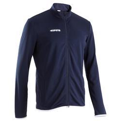 T100 Adult Football Training Jacket - Black