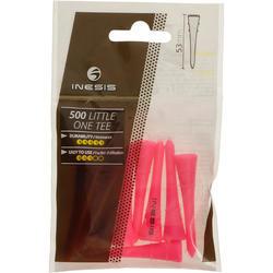 One-Tee 54 mm x10 roze - 885476
