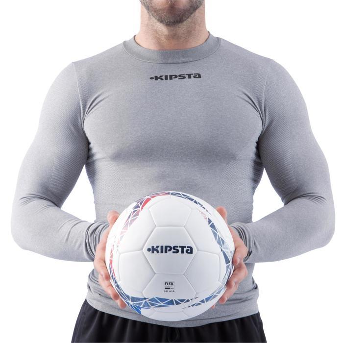 Ballon de football F900 FIFA PRO thermocollé taille 5 - 885532
