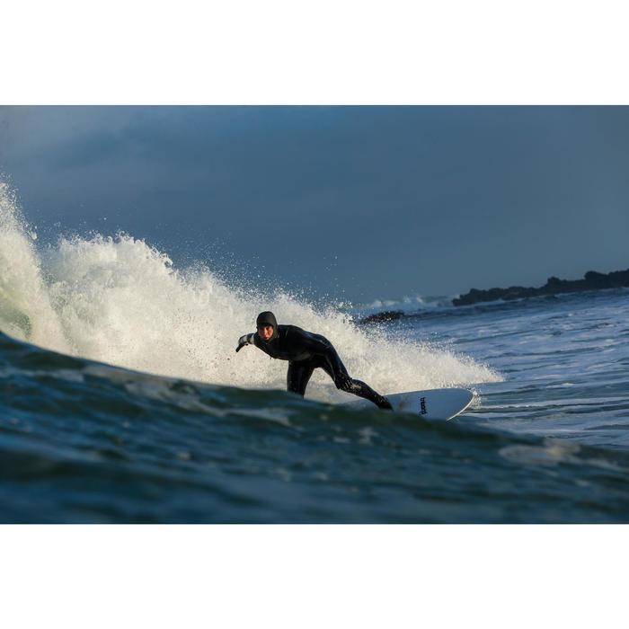 Combinaison Surf SWITCH 900 Néoprène 5/4 mm Homme Noir