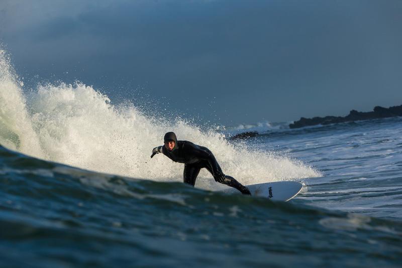 Traje Surf SWITCH 900 Neoprén 5/4 mm Hombre Negro
