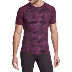 T-shirt Fitness Muscle voor heren - 885702