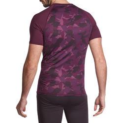T-shirt Fitness Muscle voor heren - 885706