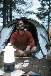 Trui Arpenaz 50 heren trekking - 885958