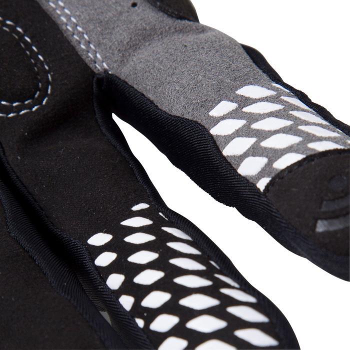 MTB handschoenen AM 500 zwart/wit