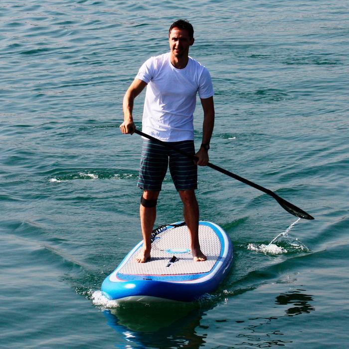 Planche à voile gonflable 320L adaptée à l'apprentissage du windsurf. - 887125