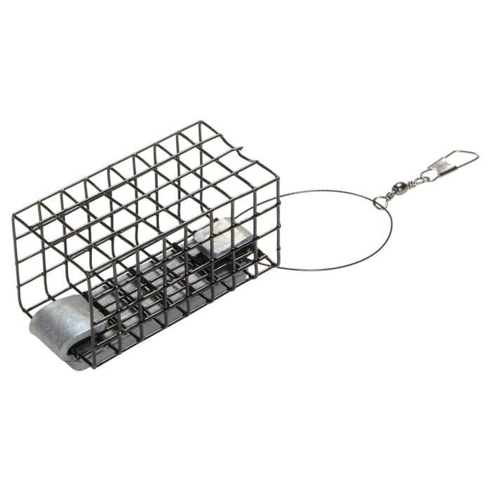 Futterkorb Symply Feeder Square 50 g 2 Stk.