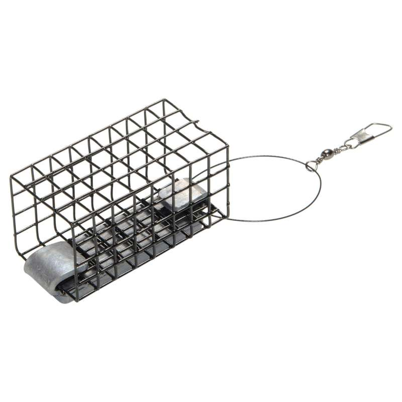 FEEDERS, METHOD, ACCESSORIES Fishing - SIMPLY'FEEDER SQUARE X2 50 g CAPERLAN - Coarse and Match Fishing