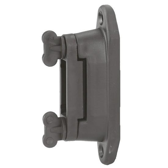 Lintisolatoren voor paardenomheining 6 stuks - voor linten tot 40 mm - 887411