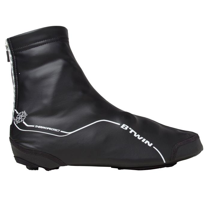 COUVRE-CHAUSSURES BTWIN VELO 500 NOIR - 887553