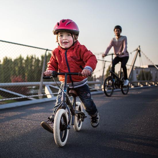 Draisienne enfant 10 pouces Run Ride cruiser Noir