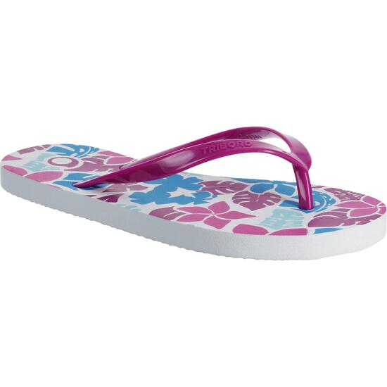 Slippers TO 100S Print Geo bl - 888467