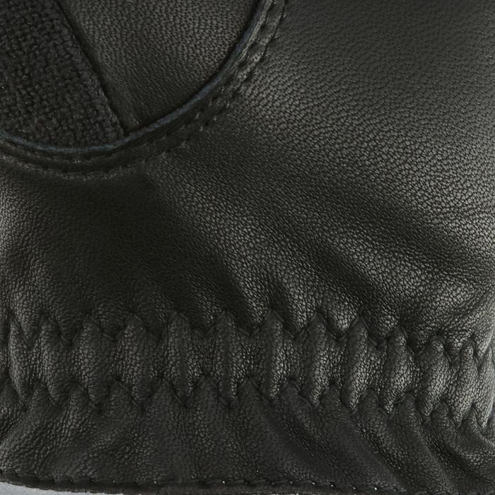 Paardrijhandschoenen PRO'LEATHER voor volwassenen - 888622