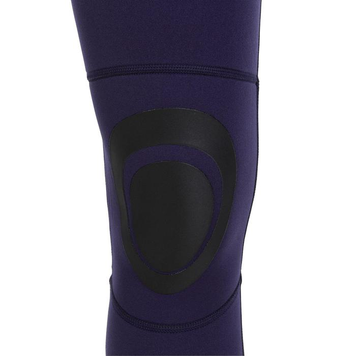Combinaison SURF 100 Néoprène 2/2 mm Femme Violet - 888982