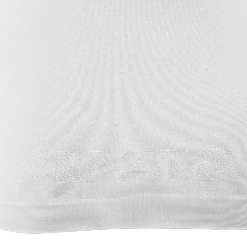 Keepdry 500 Adult Breathable Short Sleeve Base Layer - White