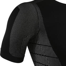Keepdry 500 Adult Breathable Short Sleeve Base Layer - Black