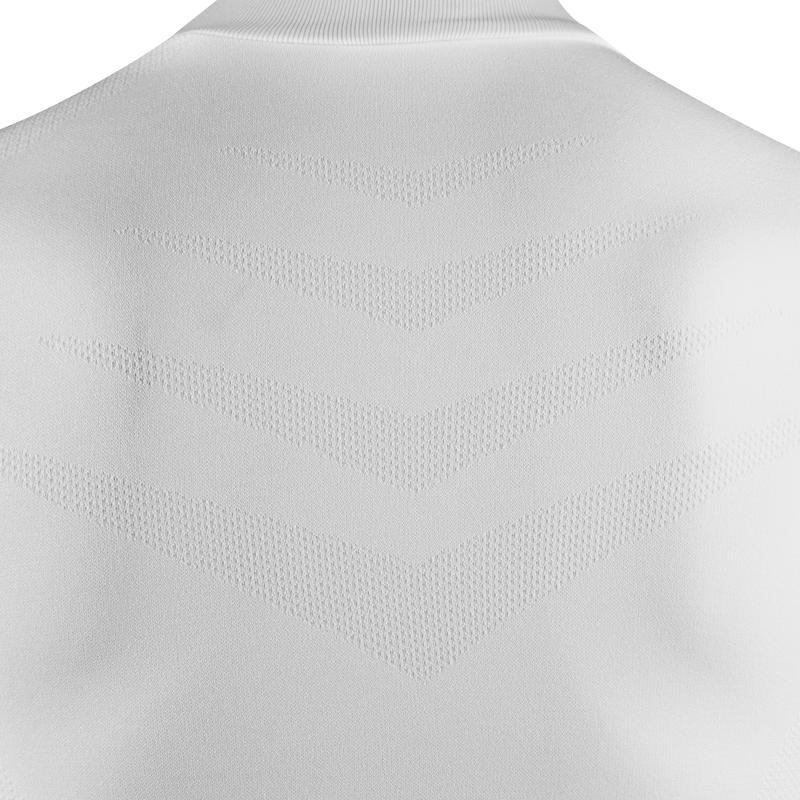 Keepdry 500 Adult Breathable Long Sleeve Base Layer - White