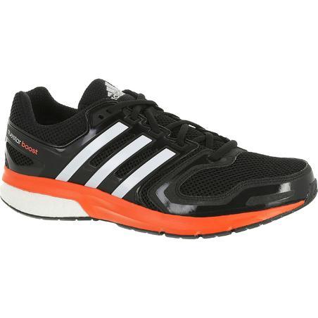 acheter populaire 92929 e03e7 Chaussure running homme adidas questar noir orange