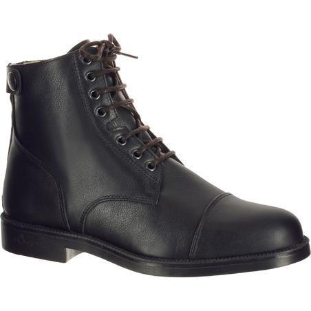 Horse Riding Boot Laces - Black